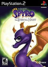 Legend of Spyro: The Eternal Night (Playstation 2) – Complete