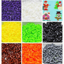 1000Pcs 5mm HAMA/PERLER Beads For GREAT Kids Fun Craft 29 Single Cute Color