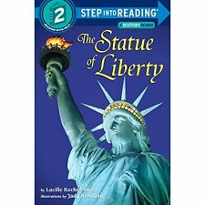 The Statue of Liberty Penner, Lucille Recht/ Rowland, Jada (Illustrator)