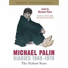 Michael Palin Diaries 1969-1979: The Python Years Palin, Michael