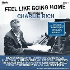 Feel Like Going Home (The Songs Of Charlie Rich) Audio CD