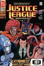 Justice League (1987 series) #57 in Near Mint condition. FREE bag/board