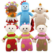 "Cute 15"" In The Night Garden Figures Soft Plush Doll Kids Baby Boy Girl Toy Gift"