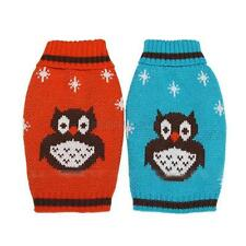 Pet Dog Cat Clothes Coat Puppy Pet Warm Knitted Sweater Apparel Jacket Jumper