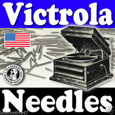 Talking Machine NEEDLES for gramophone phonograph victrola 78rpm records 100/pak