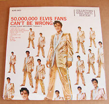Elvis' Gold Records Volume 2 LP FACTORY SEALED SHRINK NEW OLD STOCK  ** MINT **