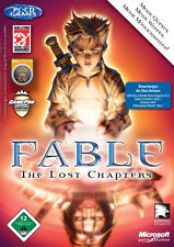 Fable: The Lost Chapters (PC, 2005, DVD-Box)