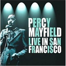 Live In San Francisco Percy Mayfield Audio CD