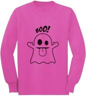 Baby Boo Ghost Costume Cute Halloween Toddler/Kids Long sleeve T-Shirt Gift