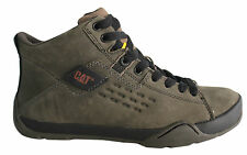 Caterpillar Cat Downforce Mid Mens Leather Worker Boots Lace Up P714274 D105