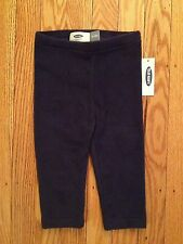 NWT Boy's/Girl's Old Navy Blue Fleece Pants - Sizes 12-18, 18-24 Months, 2T