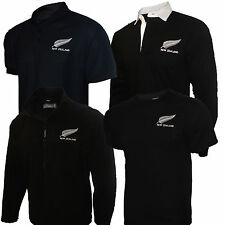 New Zealand All Blacks Rugby Shirt Mens Kiwis Style/Fleece/ Tee/ Soft Shell new