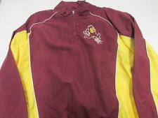 Arizona State Sun Devils Mens S - 2XL  1/4 Zip Pullover Windbreaker Jacket AZS 1
