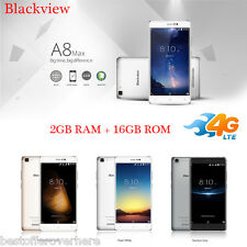 Blackview A8 Max Android 6.0 5.5 inch 4G Phablet MTK6737 Quad Core 2GB 16GB