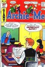 Archie and Me #57 in Very Fine - condition. FREE bag/board