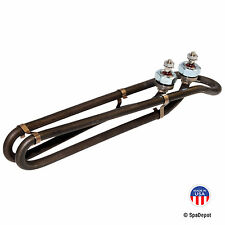 "Universal Flo-Thru Spa Heater Element for Hot Tub 10"" - Choice: 4, 4.5 or 5.5 kW"