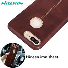 """Nillkin Vintage Englon Real Lether Back Case Cover For iPhone 7 4.7""""/7 Plus 5.5"""""""