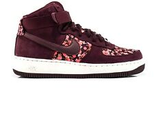 NIKE WOMEN'S AIR FORCE 1 HIGH LIBERTY QS MAX JORDAN DUNK HI TOPS RARE RETRO 3 4