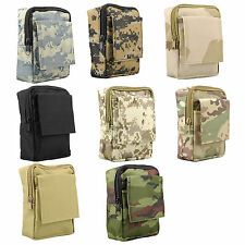 Military Explore Waist Pack Utility Sports Tactical Waist Bag Army Molle Pouch C