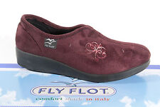 Fly Flot Women's House Shoes violet New