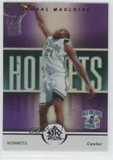 2005-06 Reflections Purple 62 Jamaal Magloire Charlotte Hornets New Orleans Card