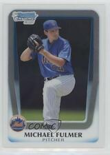 2011 Bowman Draft Picks & Prospects Chrome #BDPP30 Michael Fulmer New York Mets