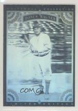 1992 Whitehall Collection Holograms #HOWA Honus Wagner Pittsburgh Pirates Card