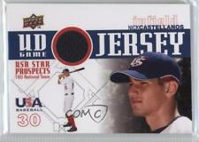 2009 Upper Deck Signature Stars #GJU-2 Nick Castellanos Team USA (National Team)