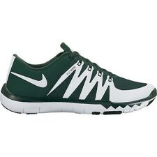 Nike Free Trainer 5.0 V6 AMP Mens Shoes Size Michigan State Spartans 723939 300