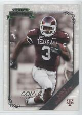 2009 Press Pass Legends #47 Mike Goodson Texas A&M Aggies Rookie Football Card