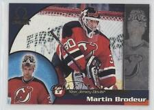 1998 Pacific Omega Samples #SAMPLE Martin Brodeur New Jersey Devils Hockey Card