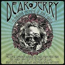 Dear Jerry: Celebrating The Music Of Jerry Garcia [2 CD/DVD Combo], New Music