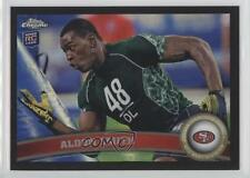 2011 Topps Chrome Black Refractor 37 Aldon Smith San Francisco 49ers Rookie Card