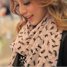 Long Wrap Lady Women's Shawl Soft Chiffon Scarf Scarves Stole Scarves