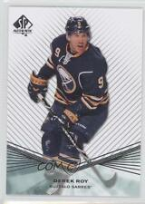 2011-12 SP Authentic #7 Derek Roy Buffalo Sabres Hockey Card