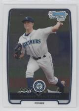 2012 Bowman Chrome Prospects #BCP87 Danny Hultzen Seattle Mariners Baseball Card