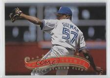 1997 Topps Stadium Club Members Only #207 Juan Guzman Toronto Blue Jays Card