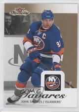 2013-14 Fleer Showcase #59 John Tavares New York Islanders Hockey Card