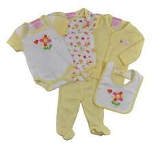 Take Me Home Newborn Girls Spring Flower 5pc Layette Set Size 0/3M 3/6M 6/9M $22