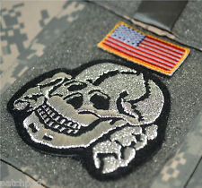 JSOC SEAL SPECIAL WARFARE DEVGRU NSWDG RED SQN νeΙ©®⚙�� SSI: Flag + Death Skull