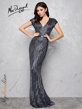 Mac Duggal 4431D Long Evening Dress ~LOWEST PRICE GUARANTEE~ NEW Authentic Gown