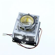 Aluminium Heatsink cooler & 44mm lens Reflector Bracket 4 20-100W high power led
