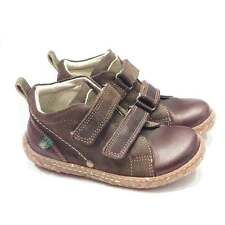 El Naturalista Boys Brown Leather Boots | RRP £69.99 | Durable Boys Boots