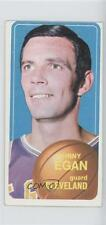 1970-71 Topps #34 Johnny Egan Cleveland Cavaliers Basketball Card