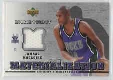2006-07 Upper Deck Rookie Debut Materialization #MT-JM Jamaal Magloire Card
