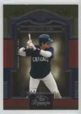 2005 Donruss Timeless Treasures #72 Carlton Fisk Chicago Cubs White Sox Card