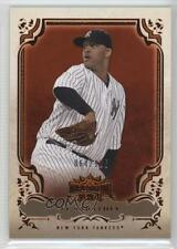 2013 Topps Triple Threads Amber #9 CC Sabathia New York Yankees Baseball Card