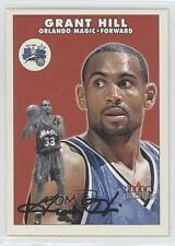2000-01 Fleer Tradition #35 Grant Hill Orlando Magic Basketball Card