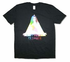 Katy Perry Prismatic Tour Mens Black T Shirt New Official Adult