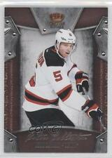 2011 Panini Crown Royale Calder Collection 7 Adam Larsson New Jersey Devils Card